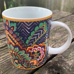 Vera Bradley Venetian Paisley Coffee Tea Mug